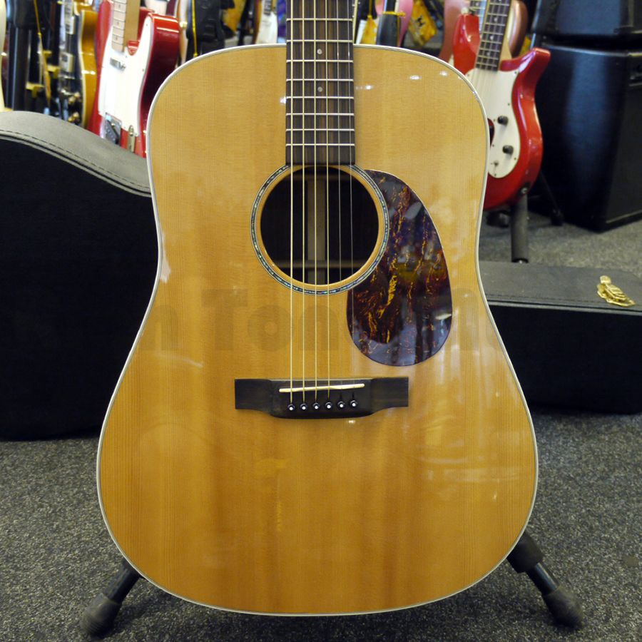 martin d 16gt rosewood acoustic w hard case 2nd hand rich tone music. Black Bedroom Furniture Sets. Home Design Ideas