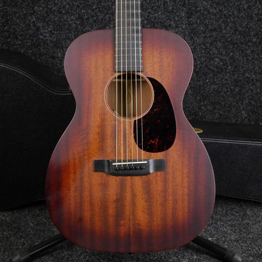 martin 00 15e retro acoustic guitar w hard case 2nd hand rich tone music. Black Bedroom Furniture Sets. Home Design Ideas