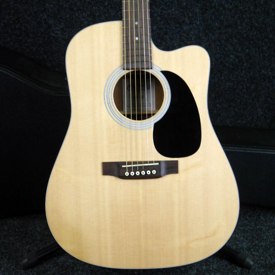 martin dc1 e acoustic guitar w hard case 2nd hand rich tone music. Black Bedroom Furniture Sets. Home Design Ideas