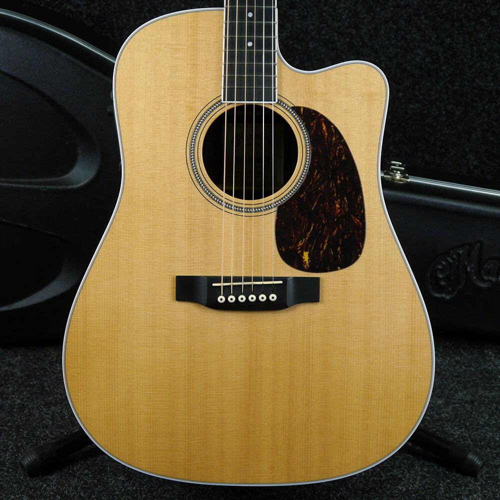 second hand martin acoustic guitars rich tone music. Black Bedroom Furniture Sets. Home Design Ideas