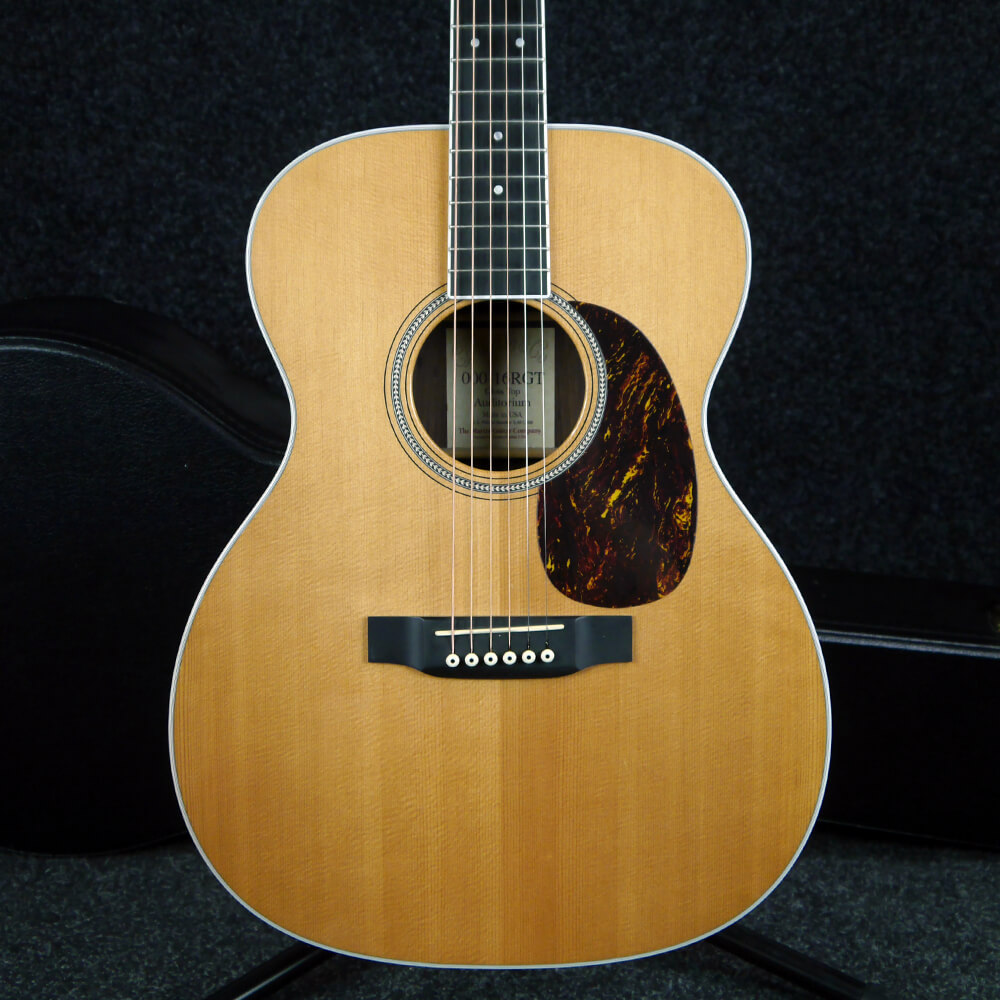 Martin 00016-RGT Rosewood Acoustic Guitar - Natural w/Hard Case - 2nd Hand