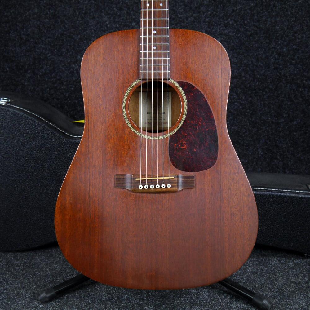 Martin D15M Mahogany Acoustic Guitar - Natural w/Hard Case - 2nd Hand