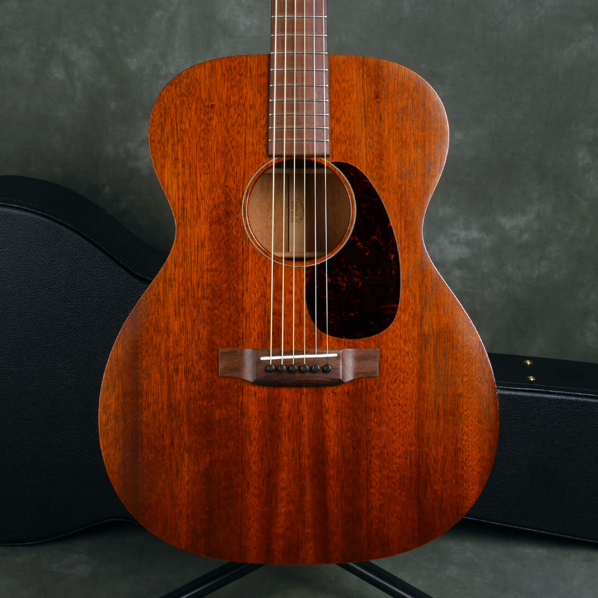 Martin 000-15M Acoustic Guitar - Natural w/Hard Case - 2nd Hand