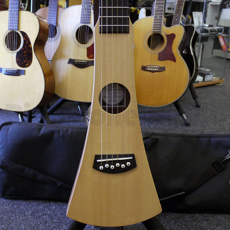 Martin The Backpacker Acoustic Guitar w/ Gig Bag - 2nd Hand