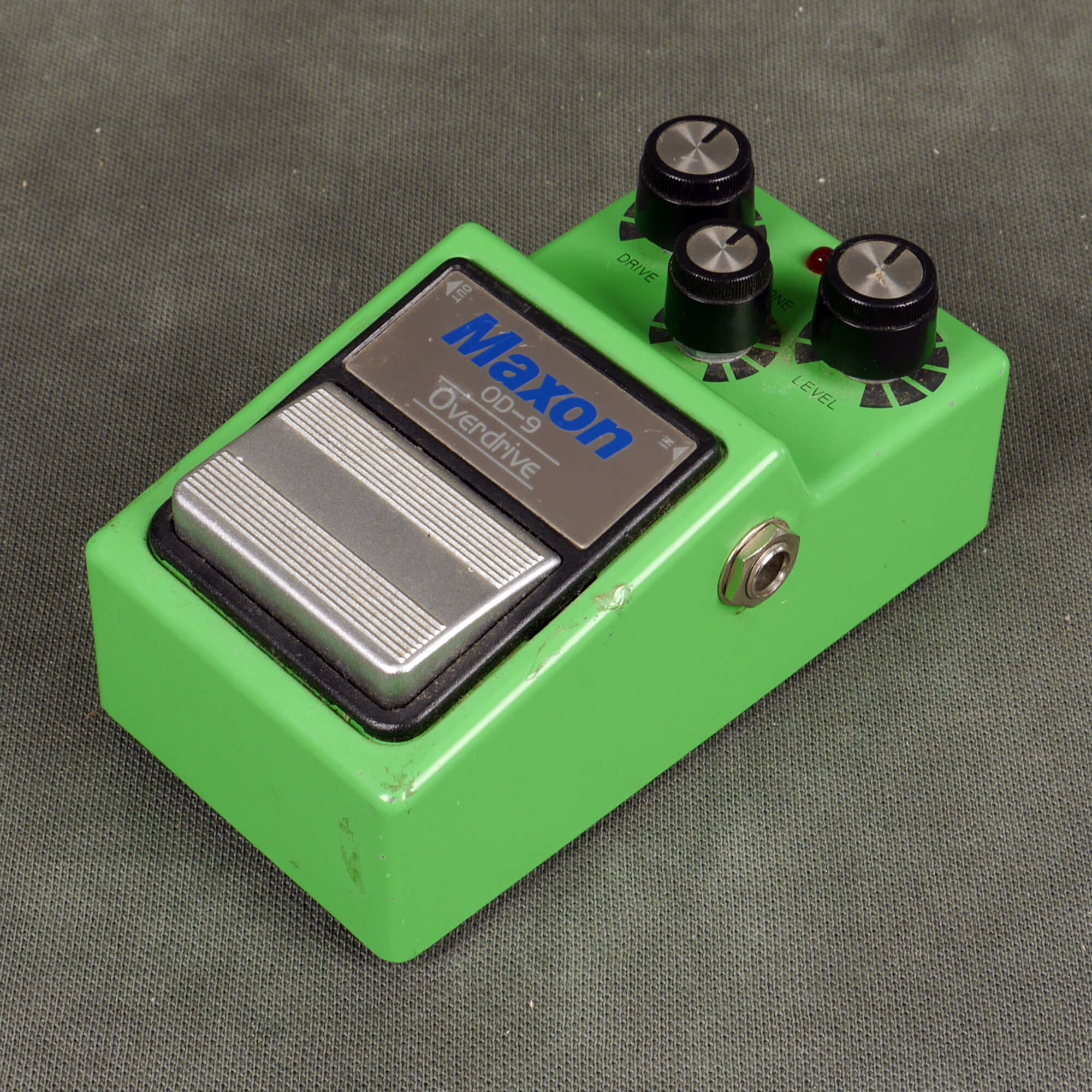 Maxon OD-9 Overdrive FX Pedal - 2nd Hand