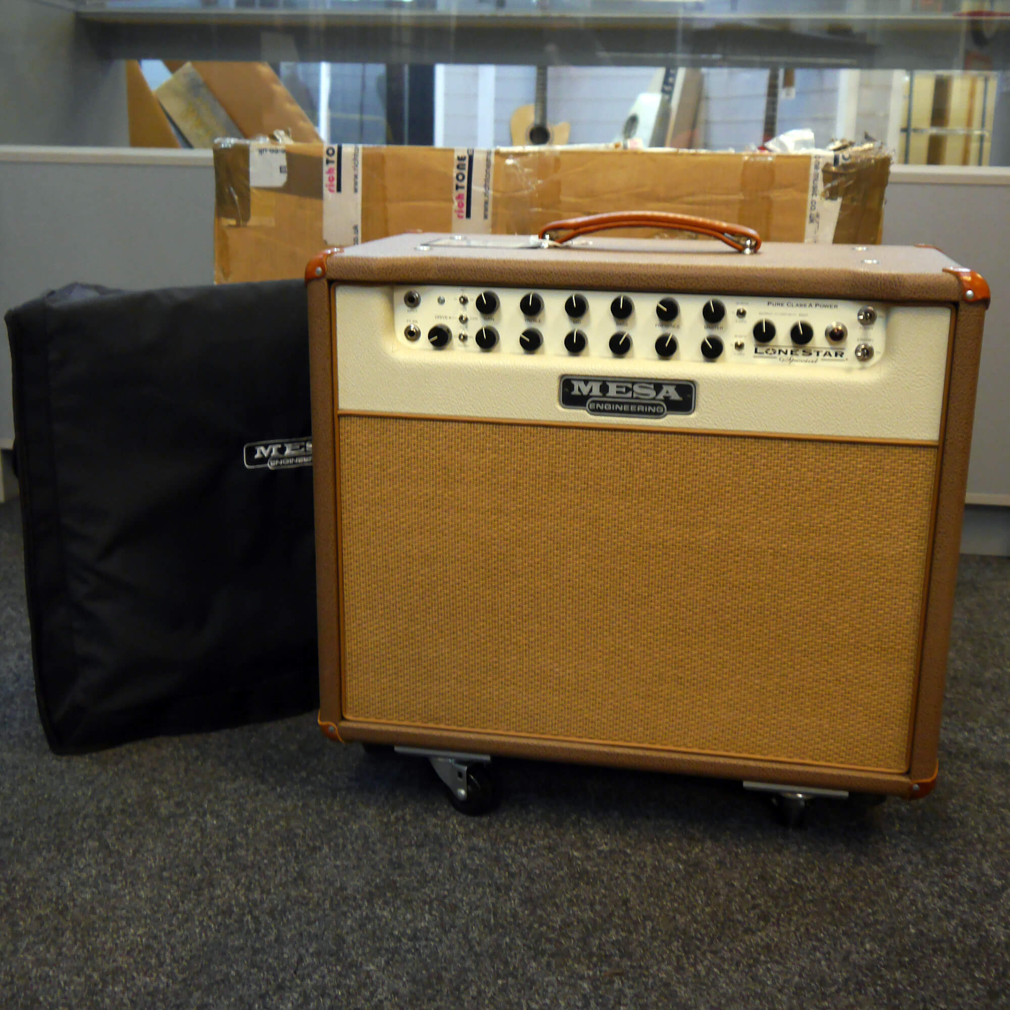 Mesa Boogie Lonestar Special 1x12 Combo w/Cover - 2nd Hand **COLLECTION ONLY**