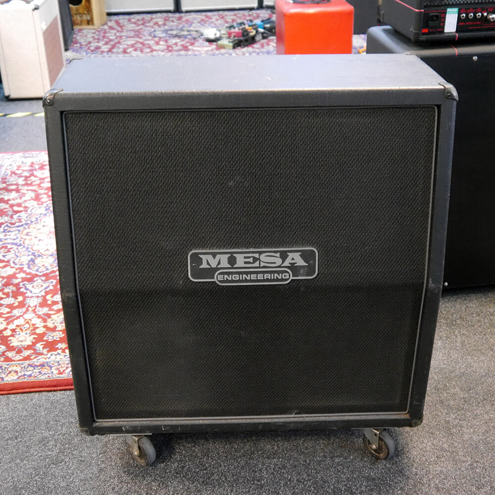 Mesa Boogie Slant 4x12 Speaker Cabinet - 2nd Hand **COLLECTION ONLY**