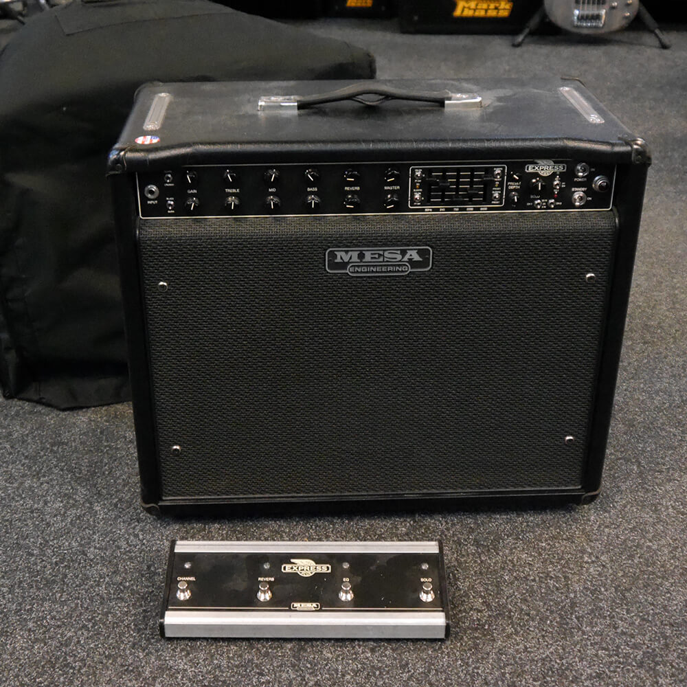 Mesa Boogie Express 5:50 Plus Combo Amp w/Cover - 2nd Hand **COLLECTION ONLY**