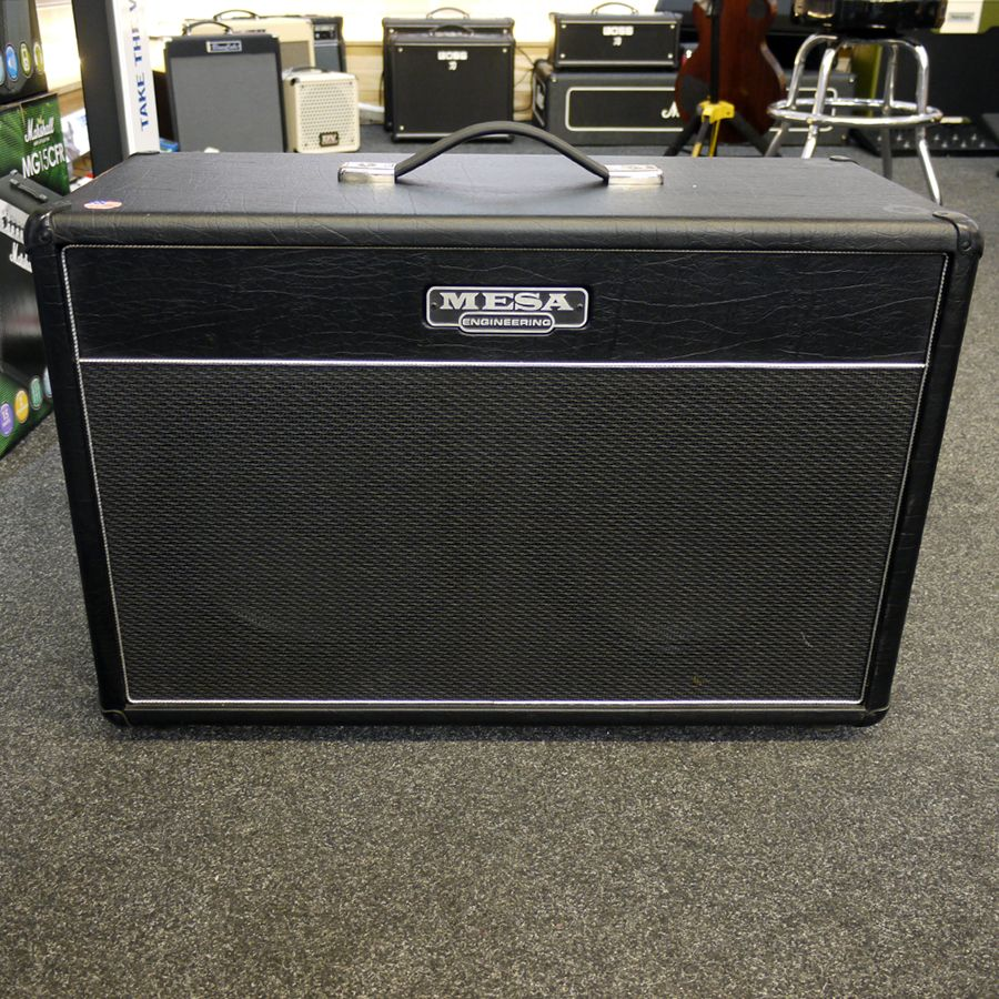Mesa boogie lonestar 2x12 cab rich tone music for Mesa boogie lonestar 2x12