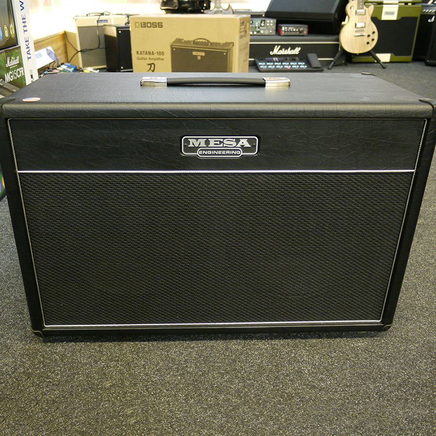 Mesa Boogie Lone Star 2x12 Cabinet - 2nd Hand