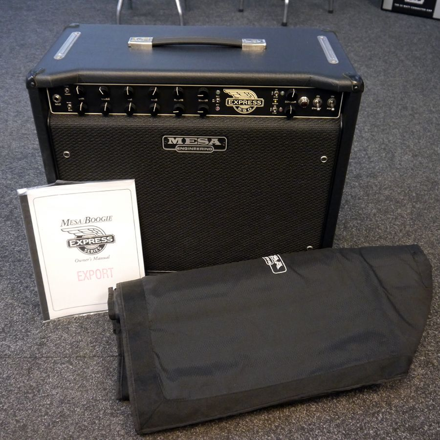 Mesa Boogie Express 5:50 Combo Amp w/ Cover - 2nd Hand