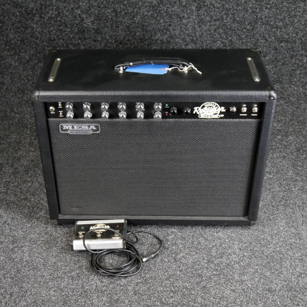 Mesa Boogie Rect-O-Verb 50 Combo Amp - 2nd Hand **COLLECTION ONLY**