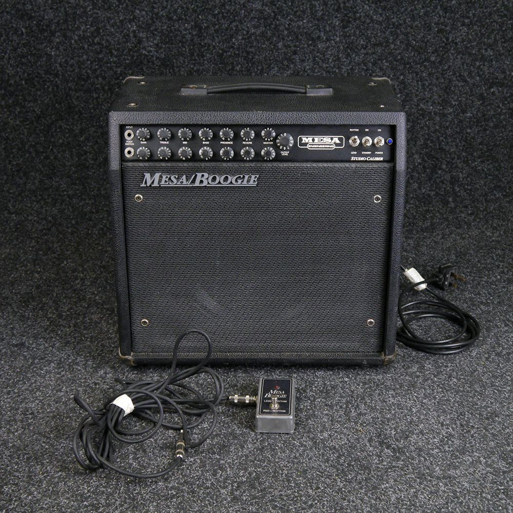 Mesa Boogie Studio Caliber Combo Amp **COLLECTION ONLY** - 2nd Hand