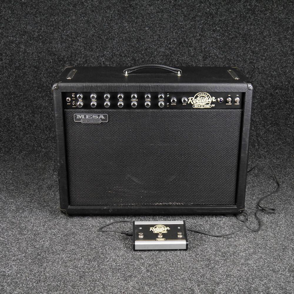 Mesa Boogie Recto-Verb 50 Combo - 2nd Hand **COLLECTION ONLY**