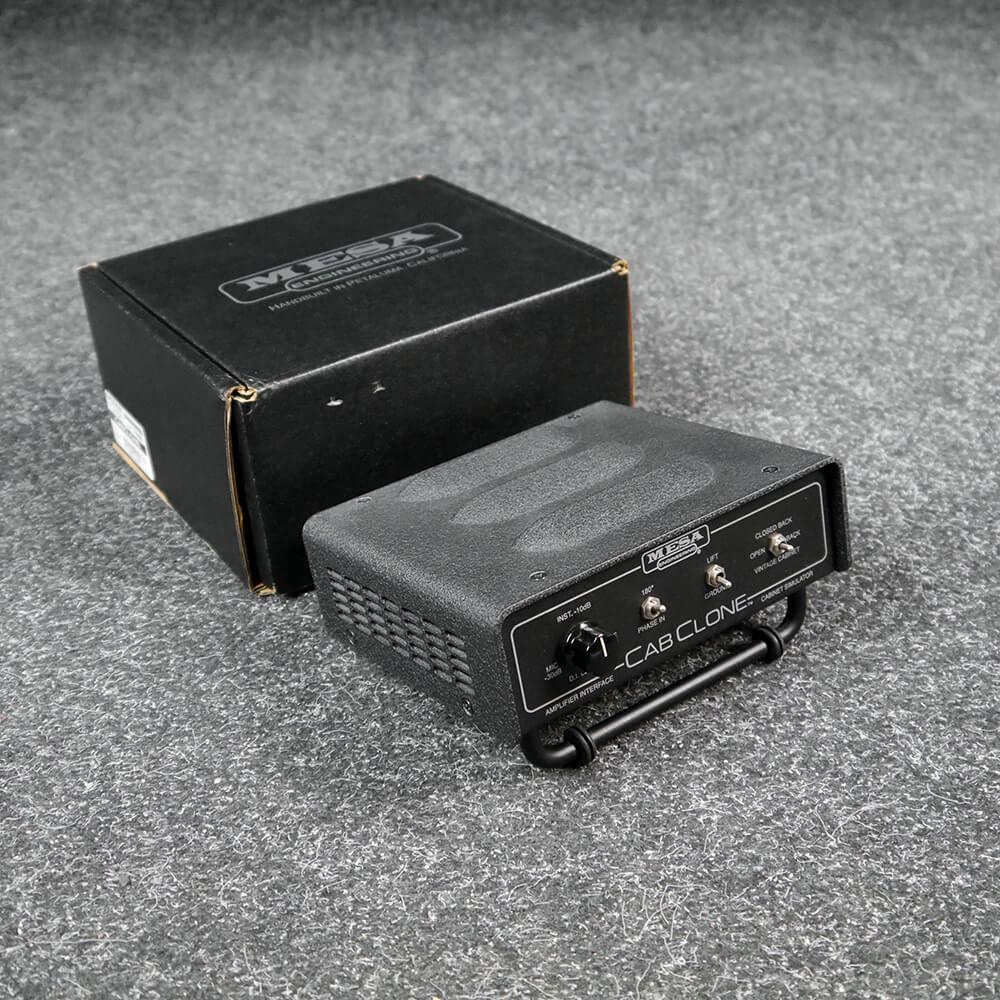 Mesa Cab Clone 8ohm Cabinet Simulator w/Box - 2nd Hand