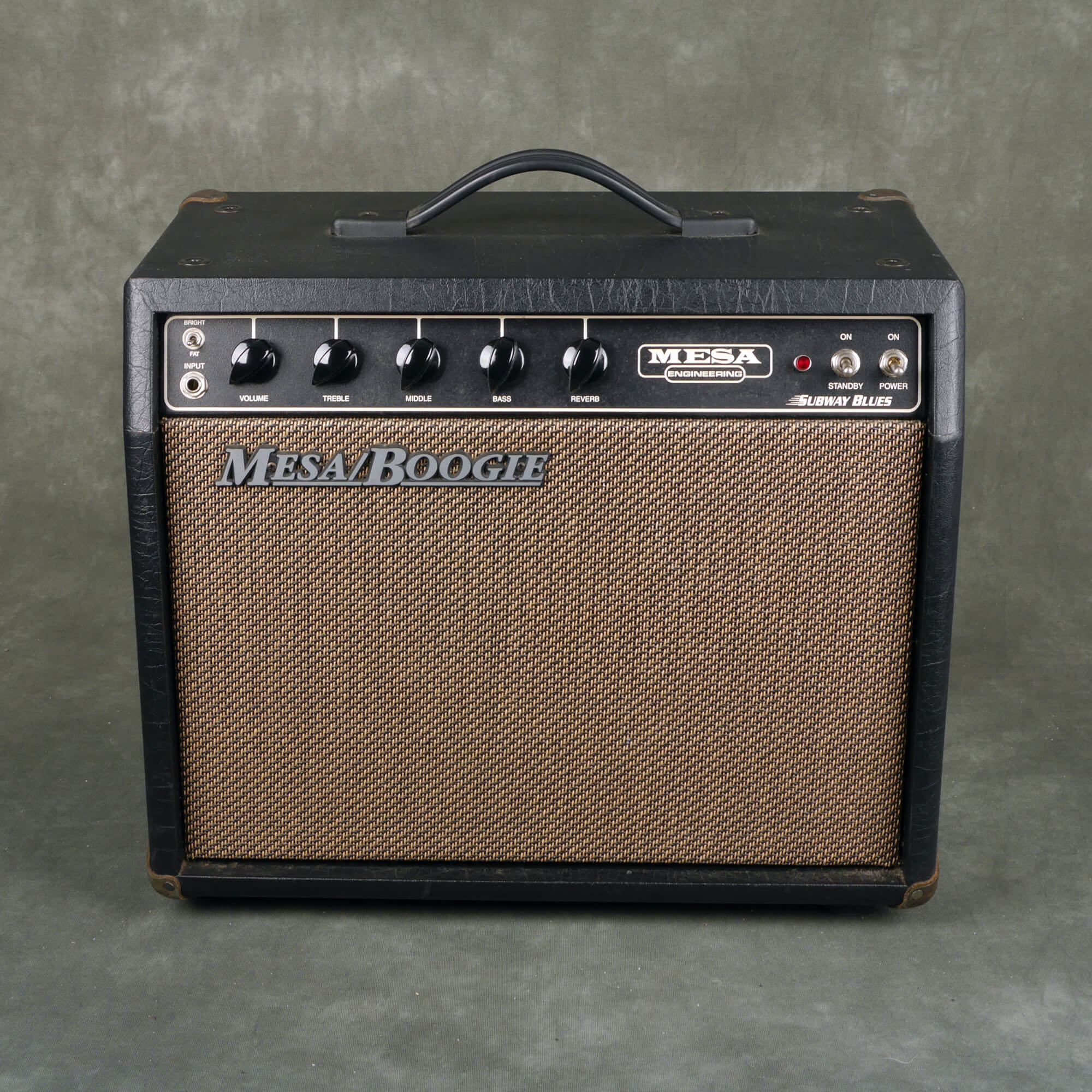 Mesa Boogie Subway Blues Combo Amp - 2nd Hand