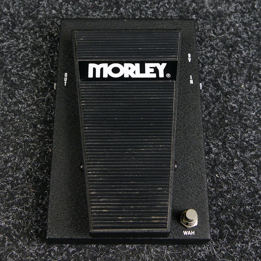 Morley Wah Pedal - 2nd Hand