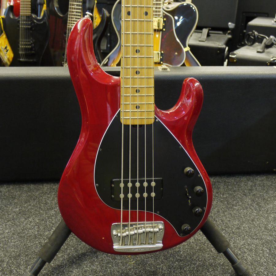 musicman stingray 5 bass guitar case 2nd hand rich tone music