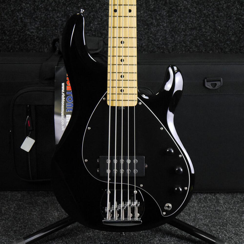 second hand music man bass guitars rich tone music. Black Bedroom Furniture Sets. Home Design Ideas