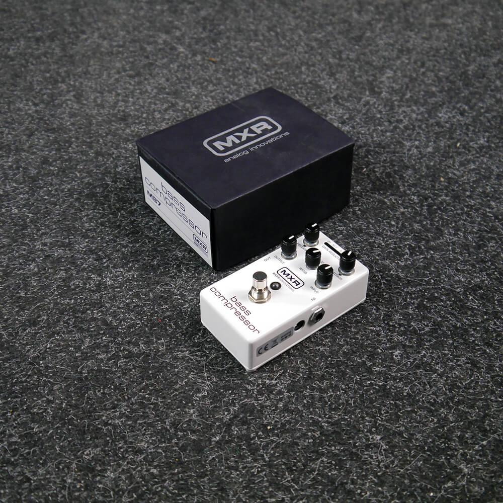 MXR M87 Bass Compressor FX Pedal w/Box - 2nd Hand