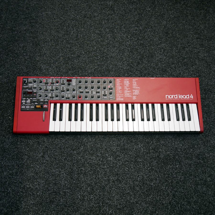 Nord Lead 4 Performance Synthesizer - 2nd Hand