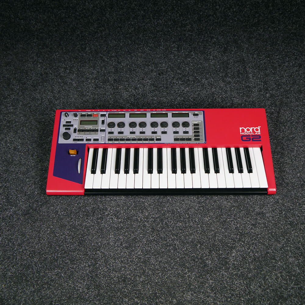 Nord G2 Modular Synth With Expansion - 2nd Hand