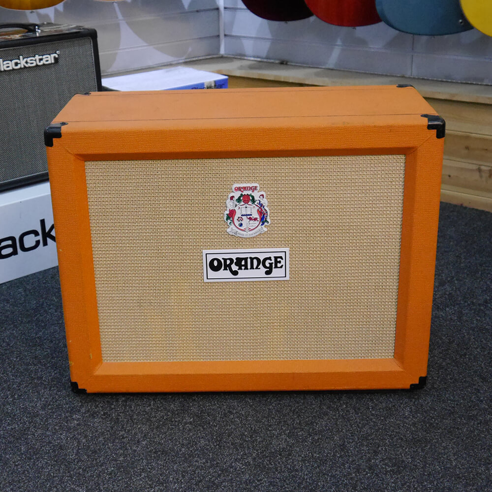 Orange PPC212OB Open Back 2x12 Cabinet - 2nd hand - 2nd Hand