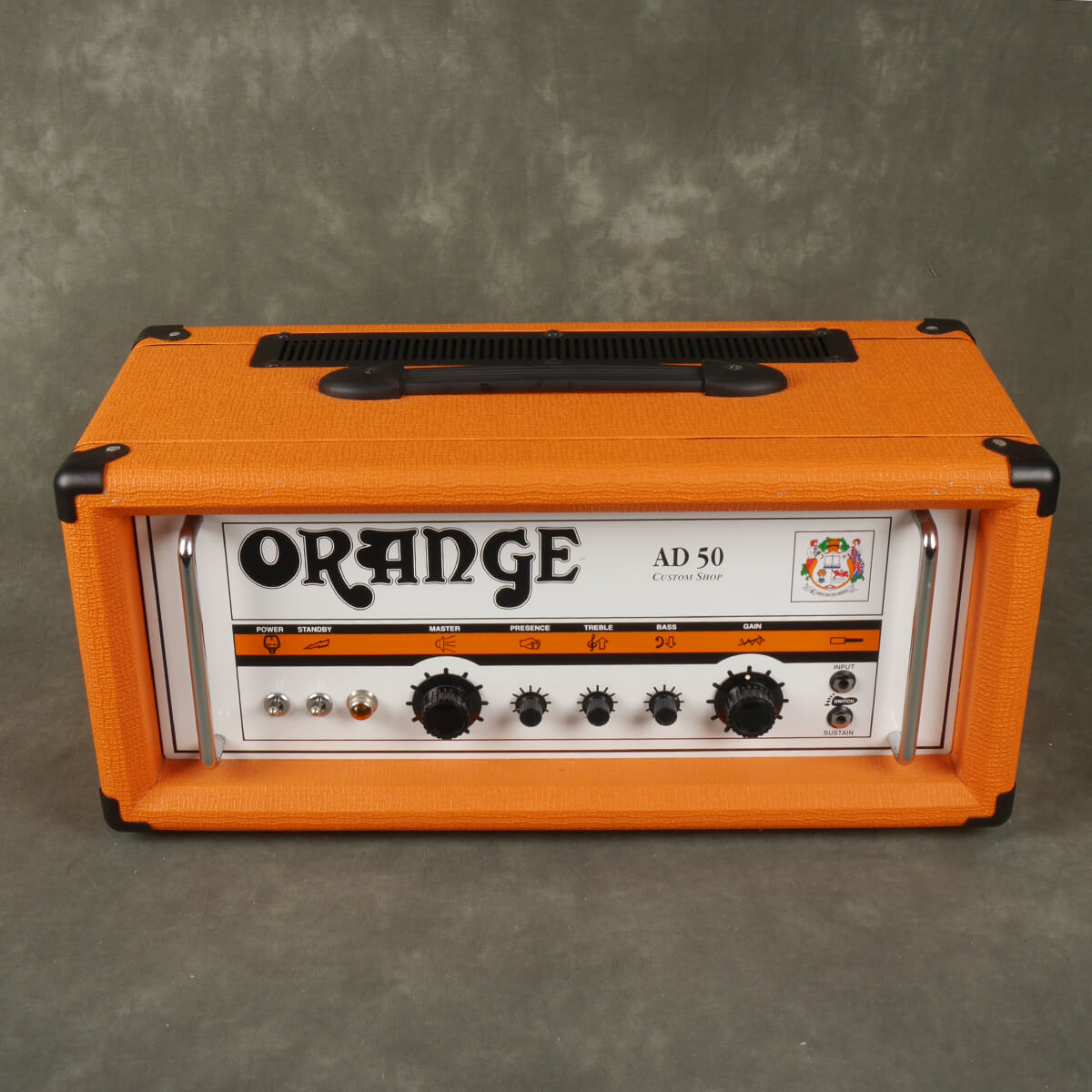 Orange AD50 Custom Shop Amplifier Head - 2nd Hand **COLLECTION ONLY**