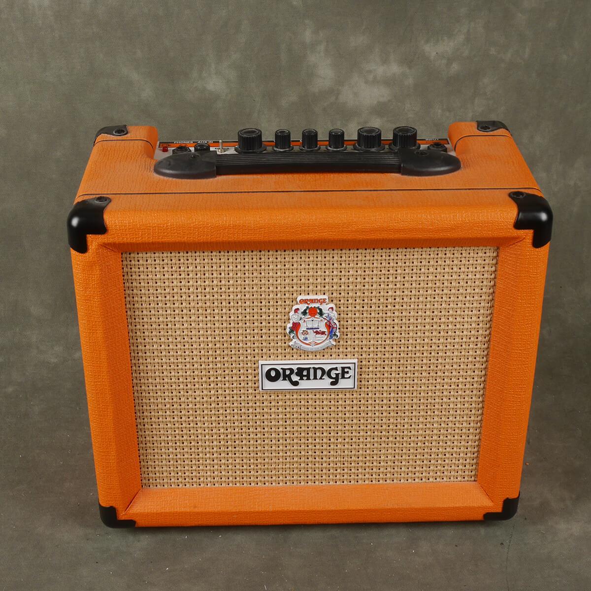 Orange Crush 20RT Combo Amplifier - 2nd Hand