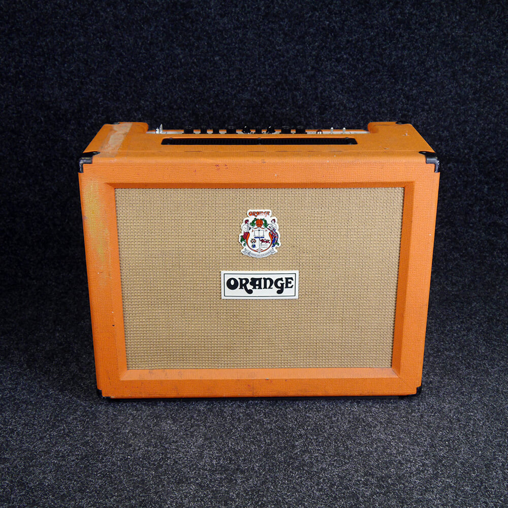 Orange Rockerverb 50 - 2x12 Combo - 2nd Hand **COLLECTION ONLY**