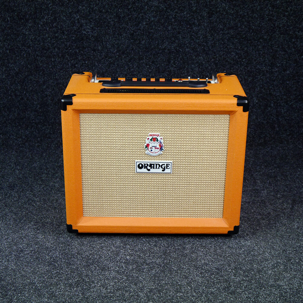 Orange Rocker 15 1x10 Valve Combo - 2nd Hand **COLLECTION ONLY**
