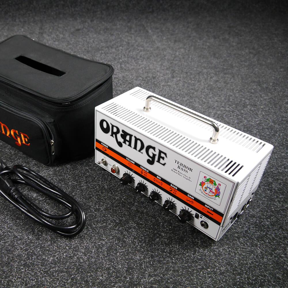 Orange Terror Bass 1000w Bass Amp Head w/Gig Bag - 2nd Hand