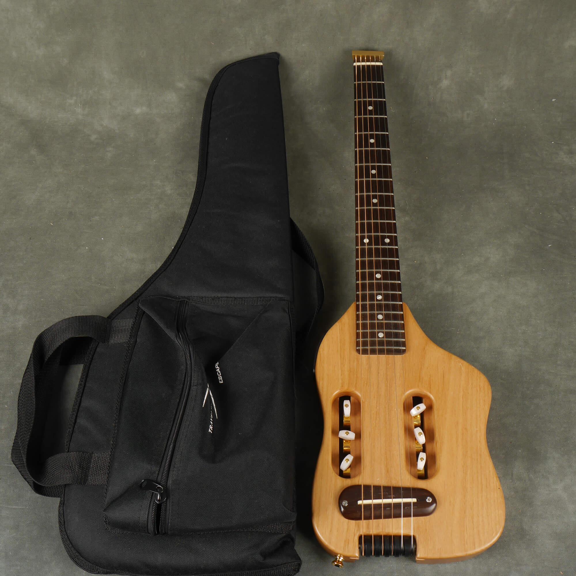 Traveler Guitar Escape - Natural w/Gig Bag - 2nd Hand