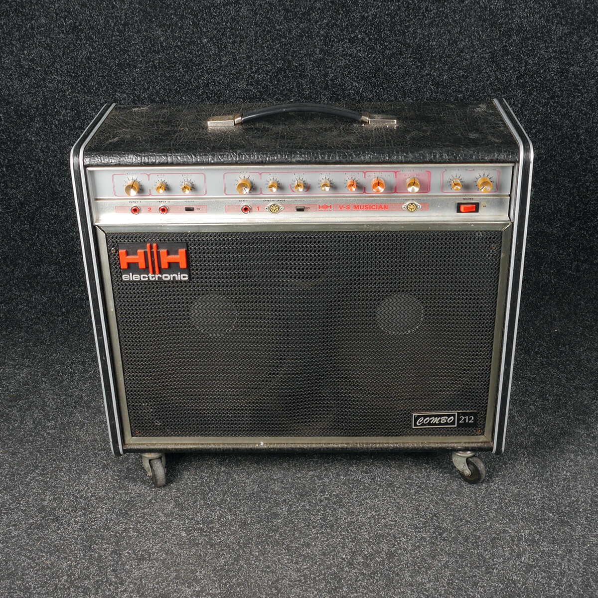 HH Musician 212 Guitar Combo Amplifier - 2nd Hand **COLLECTION ONLY**