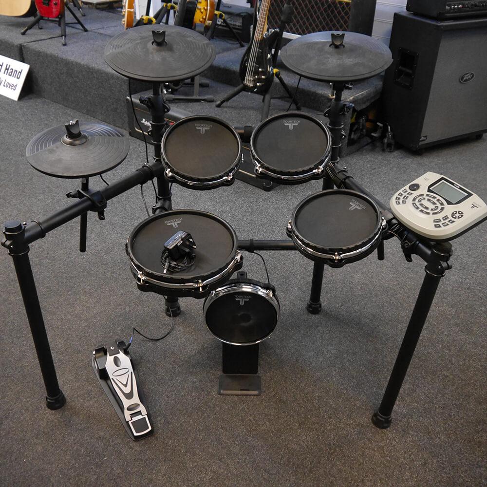 Tourtech TT-22M Electronic Drum Kit - 2nd Hand
