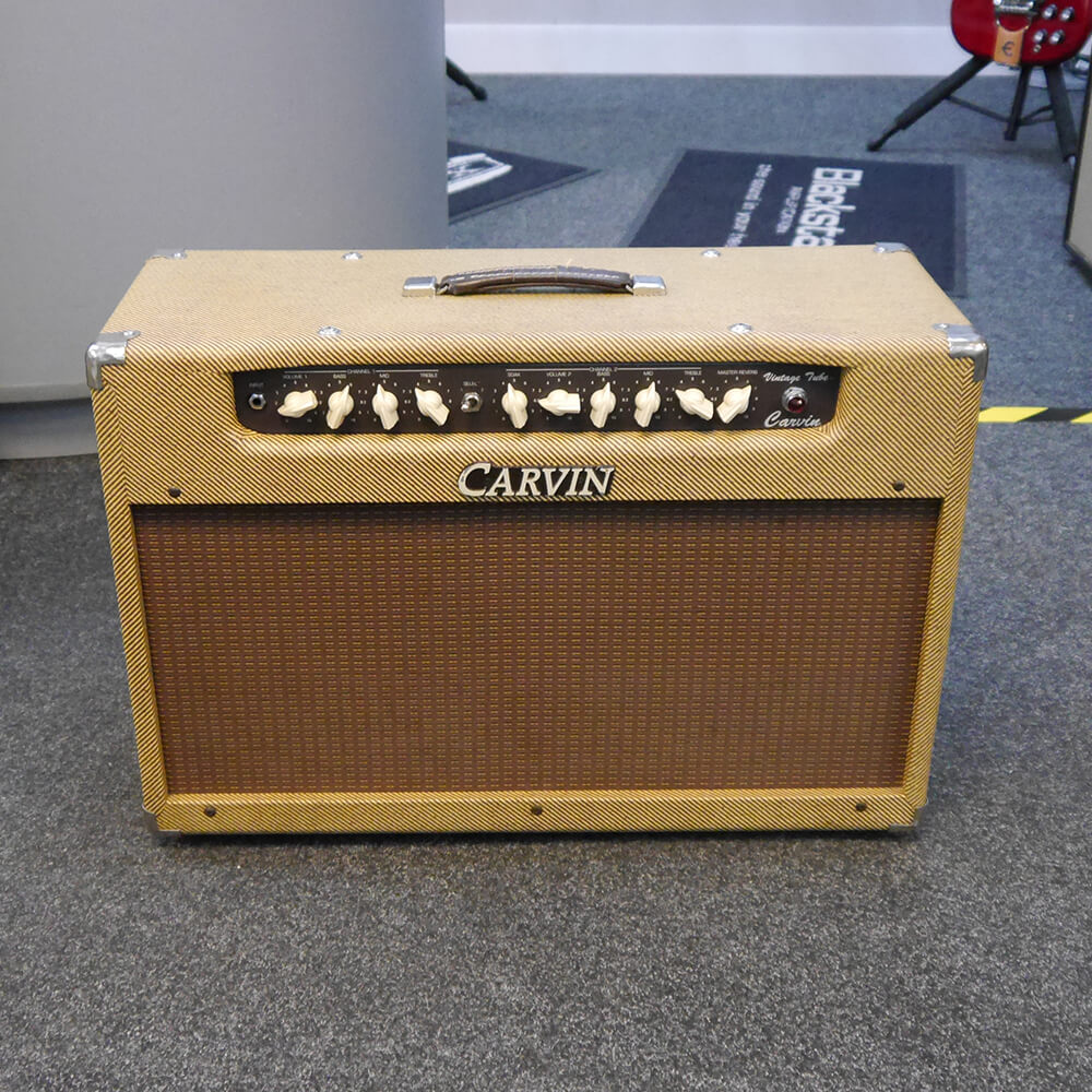 Carvin Belair 212 Tube Combo Amp - 2nd Hand **COLLECTION ONLY**