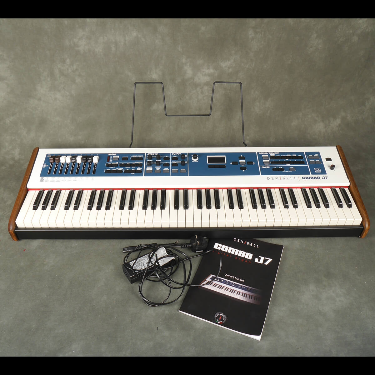 Dexibell Combo J7 Digital Organ - 2nd Hand **COLLECTION ONLY**