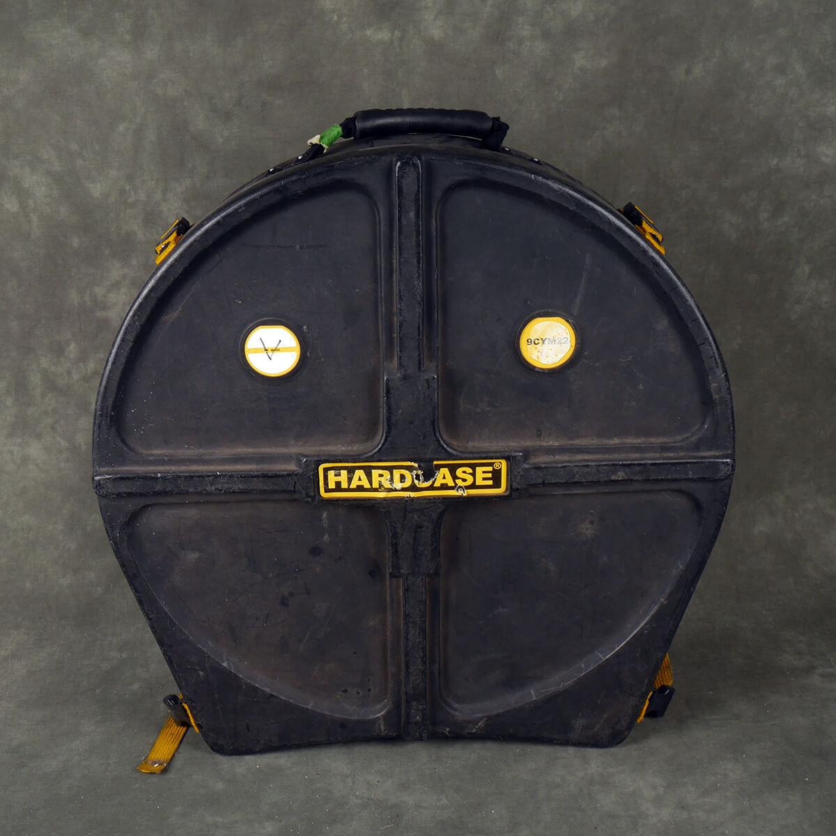 Hardcase 9CYM22 Cymbal Case - 2nd Hand