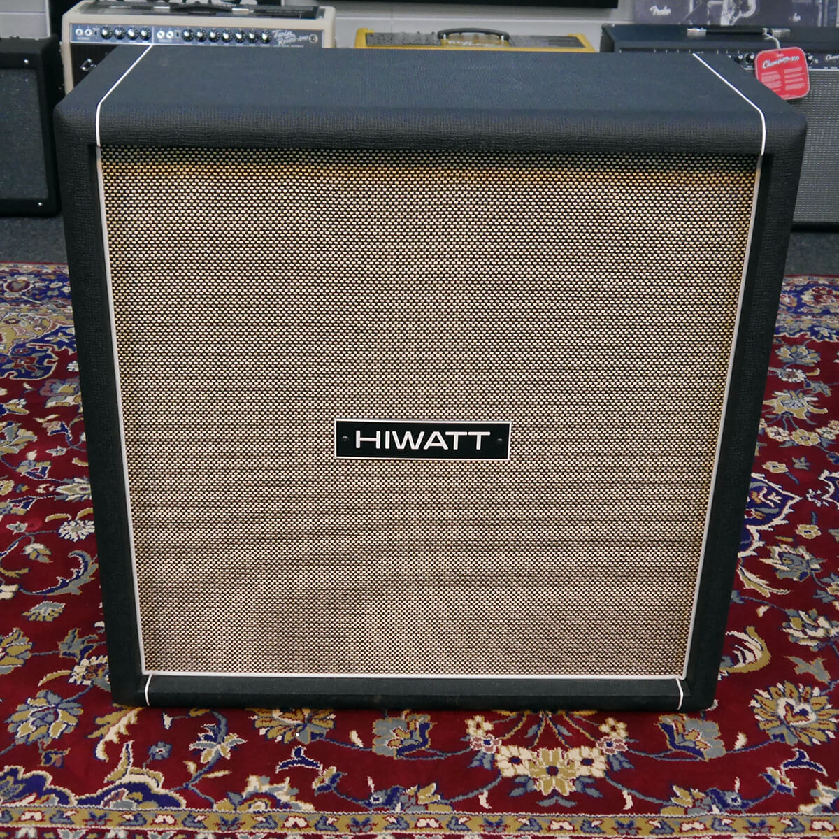 HiWatt SE4123 4 x 12 Cabinet - 2nd Hand **COLLECTION ONLY**