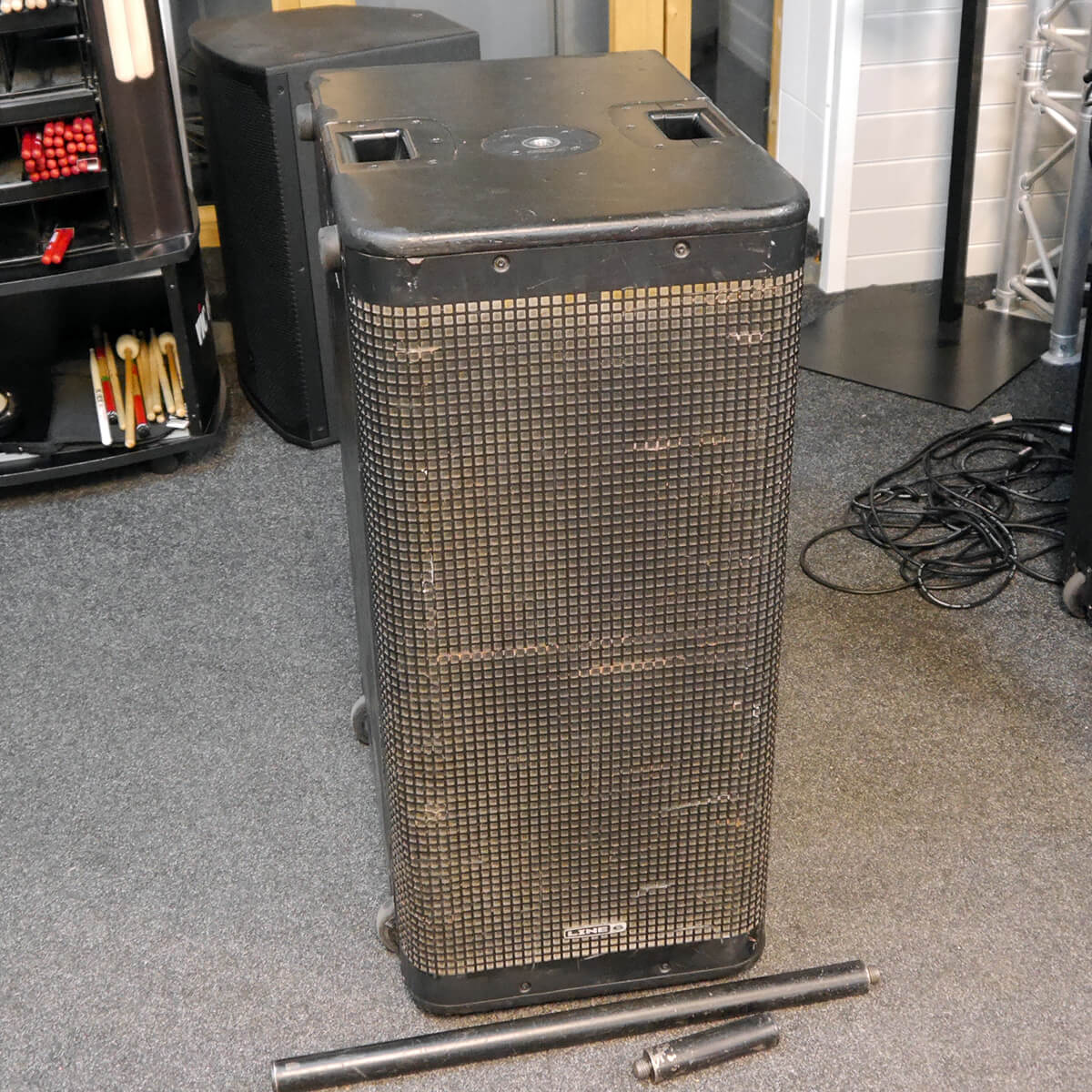 Line 6 StageSource L3s 1,200 Watt Bi-amped Subwoofer - 2nd Hand **COLLECTION ONLY**
