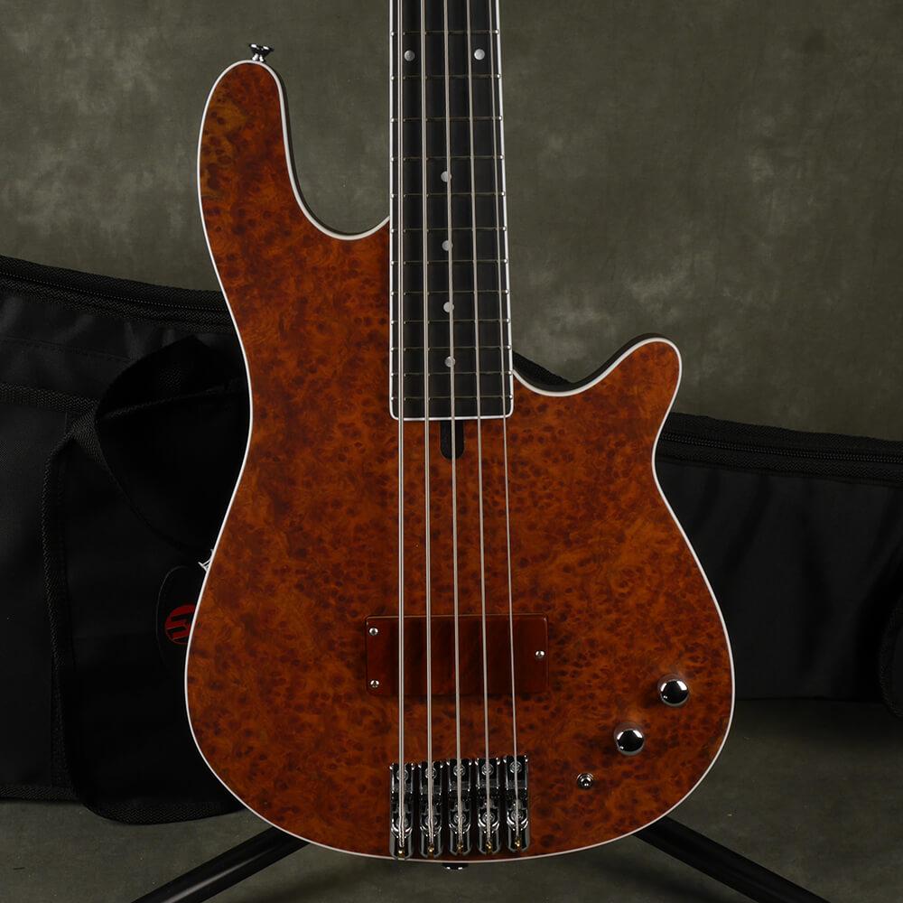 Maruszczyk Jazzus 5p 5-String Bass w/Gig Bag - 2nd Hand