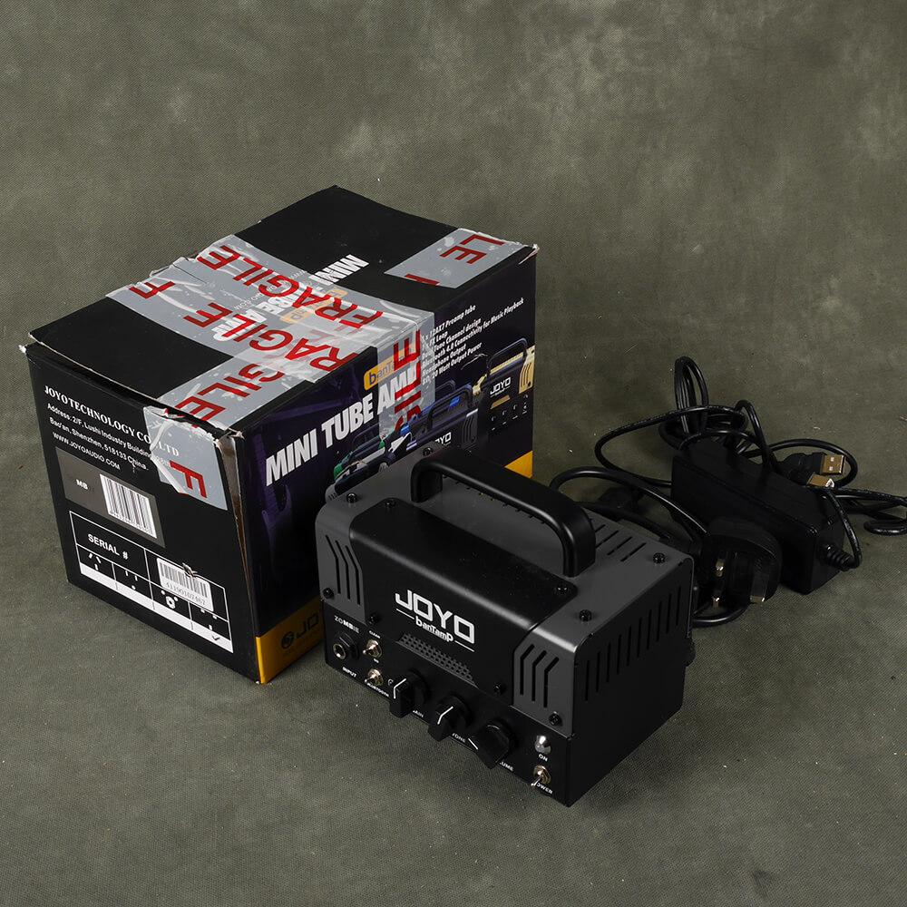 Joyo Bantamp Zombie Amplifier Head w/Box & PSU - 2nd Hand