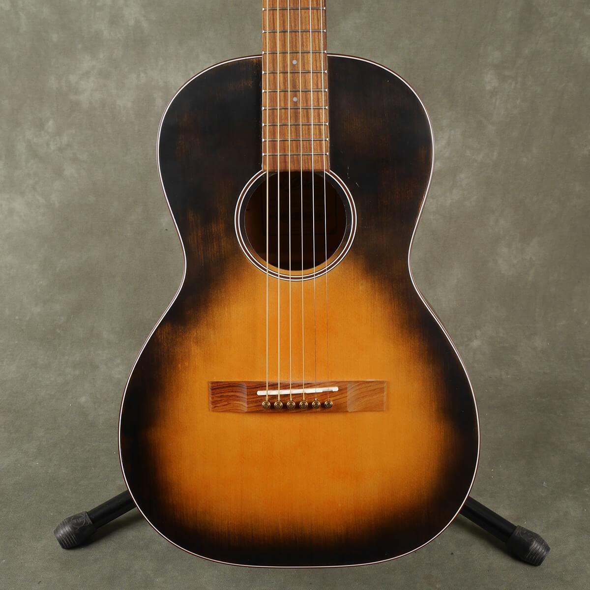 Aria 131DP MUBR Parlour Acoustic - Sunburst - 2nd Hand