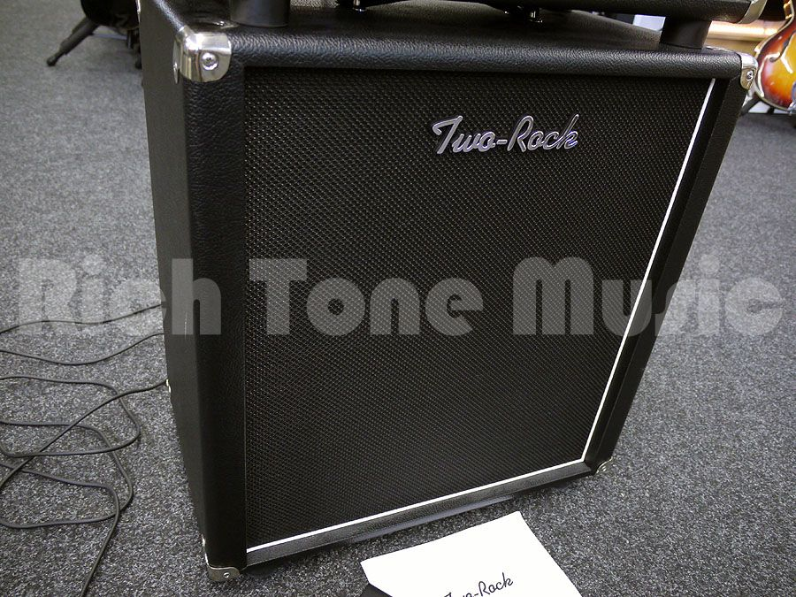 Two Rock Custom Reverb 50 and SIgnature 1x12 cab - Rich Tone Music
