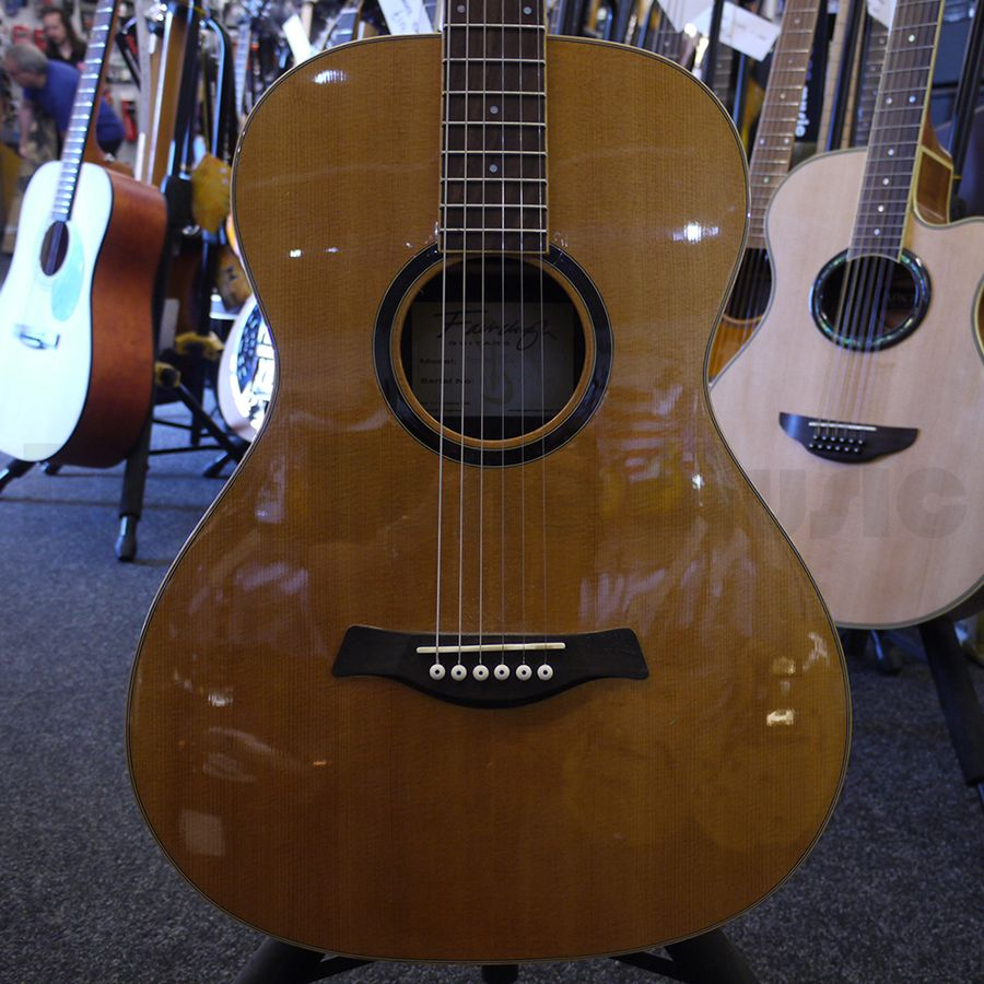 second hand fairclough acoustic guitars rich tone music. Black Bedroom Furniture Sets. Home Design Ideas