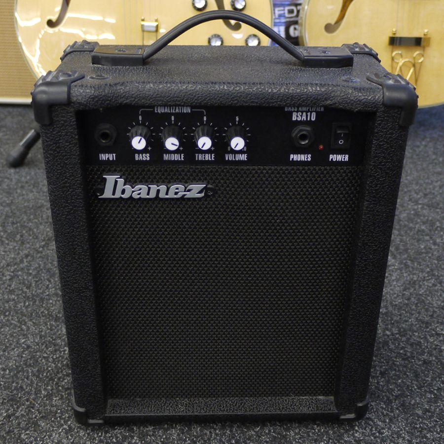 ibanez bsa10 bass guitar amplifier 2nd hand rich tone music. Black Bedroom Furniture Sets. Home Design Ideas