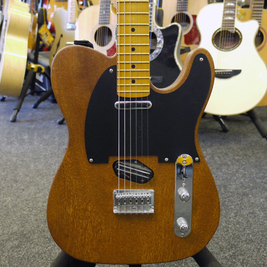 warmoth parts telecaster 2nd hand rich tone music. Black Bedroom Furniture Sets. Home Design Ideas