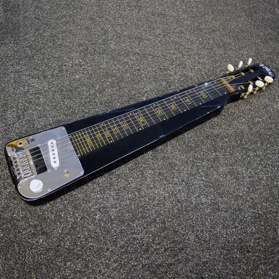 Artisan Lap Steel Guitar W Slide Bar 2nd Hand Rich