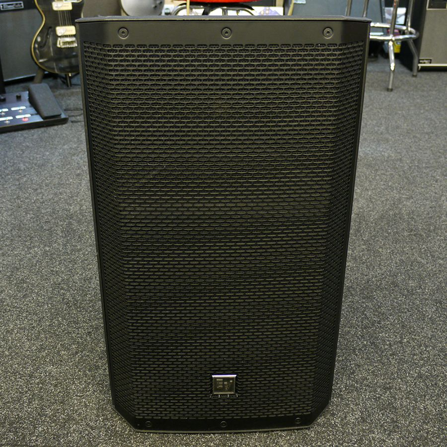 electro voice zlx12p powered speaker 2nd hand rich tone music. Black Bedroom Furniture Sets. Home Design Ideas