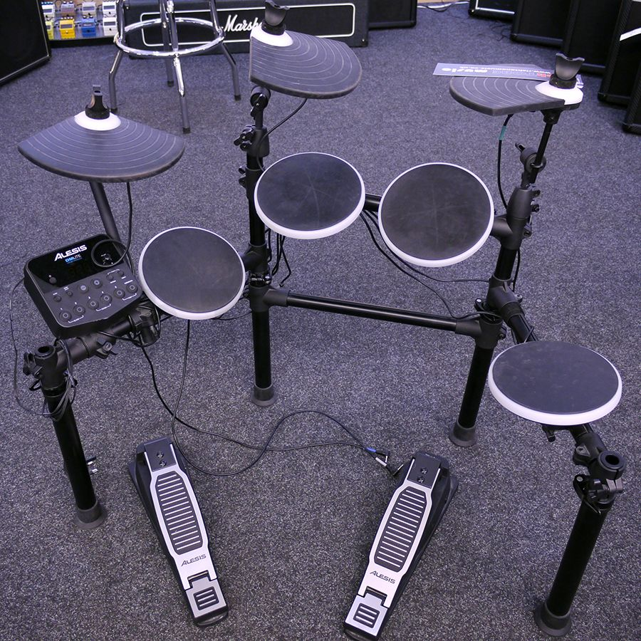 alesis dm lite electric drum kit 2nd hand rich tone music. Black Bedroom Furniture Sets. Home Design Ideas